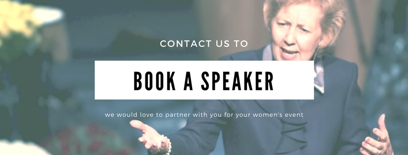 Book a Speaker graphic