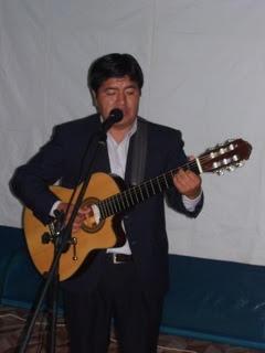Guitar player - Peru 2016