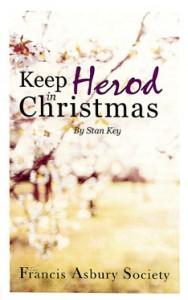 Keep Herod in Christmas cover - web