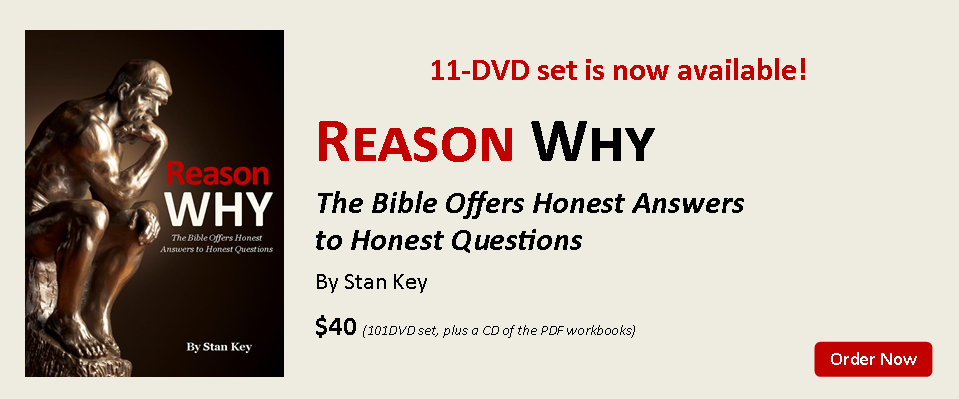 Reason Why - DVD promo slider