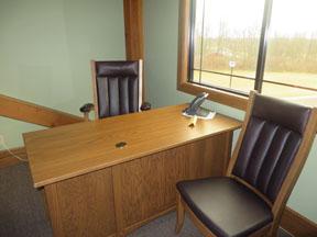 Upstairs office-lr
